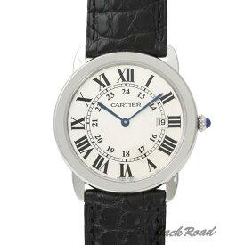 カルティエ CARTIER ロンドソロ W6700255 新品 時計 メンズ