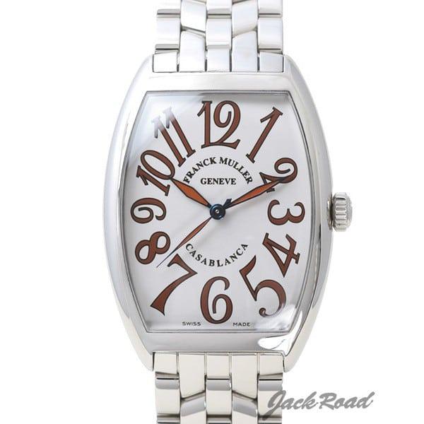 フランク・ミュラー FRANCK MULLER カサブランカ サハラ 6850CASA SAHARA 新品 時計 メンズ
