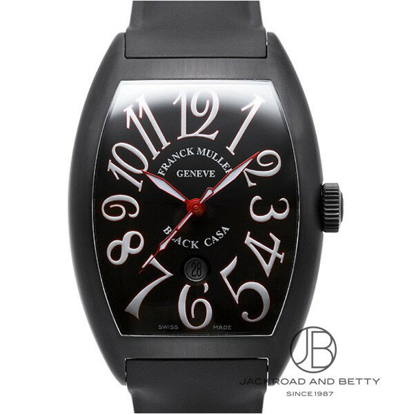 フランク・ミュラー FRANCK MULLER カサブランカ デイト 9880CDTNR 【新品】 時計 メンズ