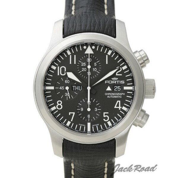 フォルティス FORTIS B-42 フリーガー クロノグラフ 656.10.11 【新品】 時計 メンズ