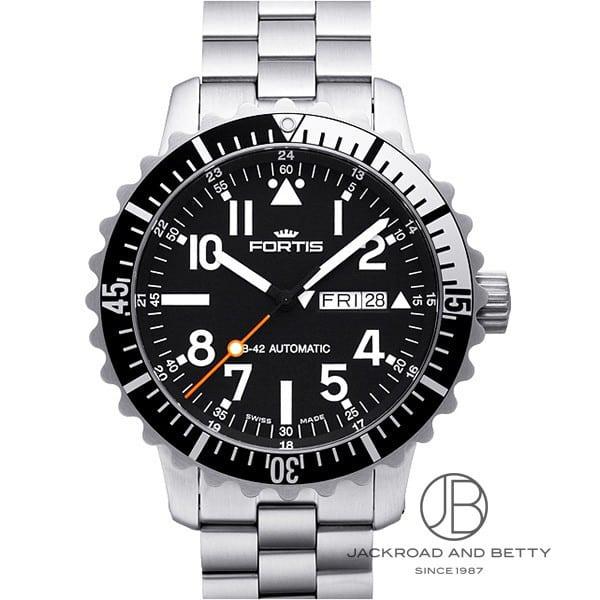 フォルティス FORTIS B-42 マリンマスター デイデイト 670.17.41M 【新品】 時計 メンズ