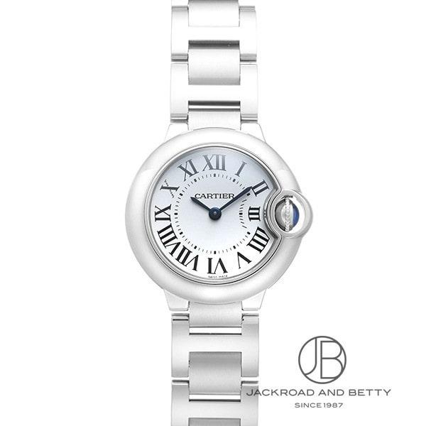 カルティエ CARTIER バロンブルー W69010Z4 【新品】 時計 レディース