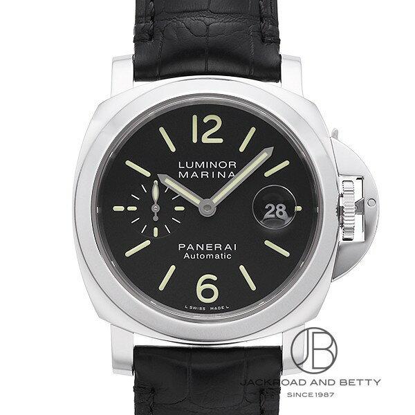 パネライ PANERAI ルミノールマリーナ PAM00104 【新品】 時計 メンズ