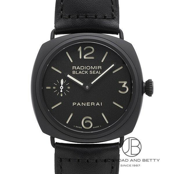 パネライ PANERAI ラジオミール ブラックシール PAM00292 【新品】 時計 メンズ