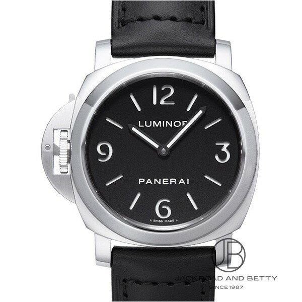 パネライ PANERAI ルミノール ベース レフトハンド PAM00219 【新品】 時計 メンズ