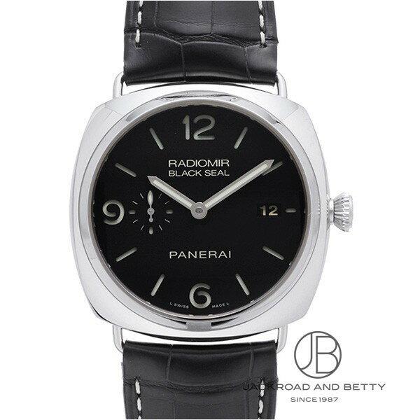パネライ PANERAI ラジオミール ブラックシール PAM00388 新品 時計 メンズ