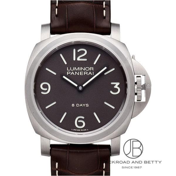 パネライ PANERAI ルミノール ベース 8デイズ チタニオ PAM00562 【新品】 時計 メンズ