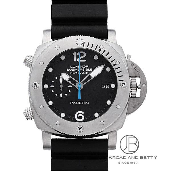 パネライ PANERAI ルミノール サブマーシブル 1950 3デイズ クロノフライバック チタニオ PAM00614 【新品】 時計 メンズ