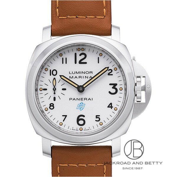 パネライ PANERAI ルミノール マリーナ ロゴ アッチャイオ PAM00660 【新品】 時計 メンズ