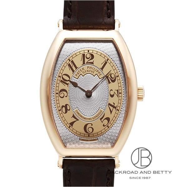 パテック・フィリップ PATEK PHILIPPE クロノメトロ ゴンドーロ 5098R 【新品】 時計 メンズ