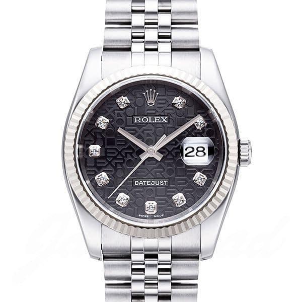 ロレックス ROLEX デイトジャスト 116234G 【新品】 時計 メンズ