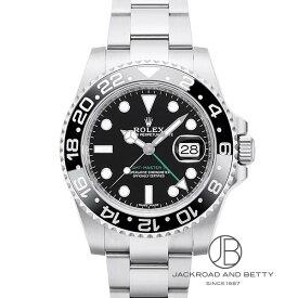 ロレックス ROLEX GMTマスターII 116710LN 新品 時計 メンズ