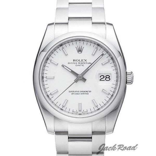 ロレックス ROLEX パーぺチュアル デイト 115200 【新品】 時計 メンズ