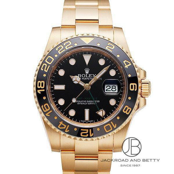 ロレックス ROLEX GMTマスターII 116718LN 新品 時計 メンズ