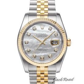 ロレックス ROLEX デイトジャスト 116233NG 新品 時計 メンズ