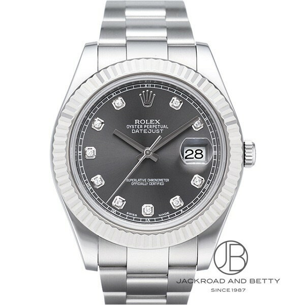 ロレックス ROLEX デイトジャストII 116334G 【新品】 時計 メンズ