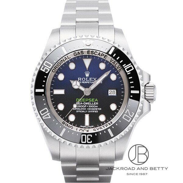 ロレックス ROLEX シードゥエラー ディープシー Dブルー 116660 【新品】 時計 メンズ