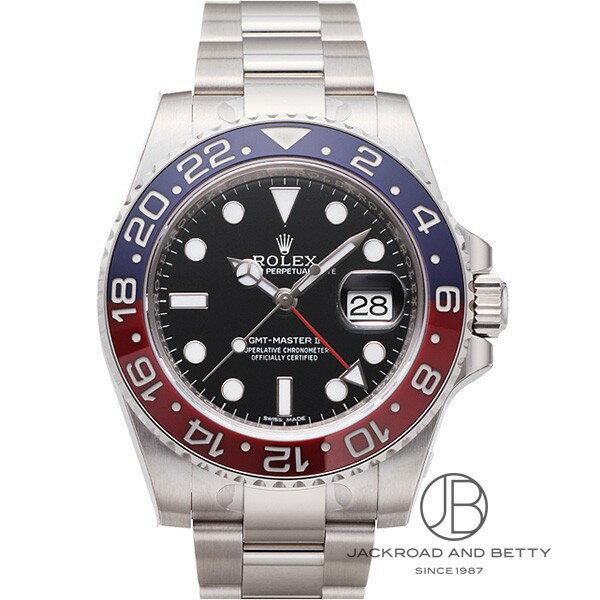 ロレックス ROLEX GMTマスターII 116719BLRO 【新品】 時計 メンズ