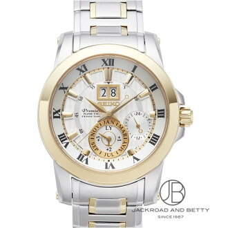 Seiko SEIKO Premier kinetic perpetual SNP094P1 watches [men's]