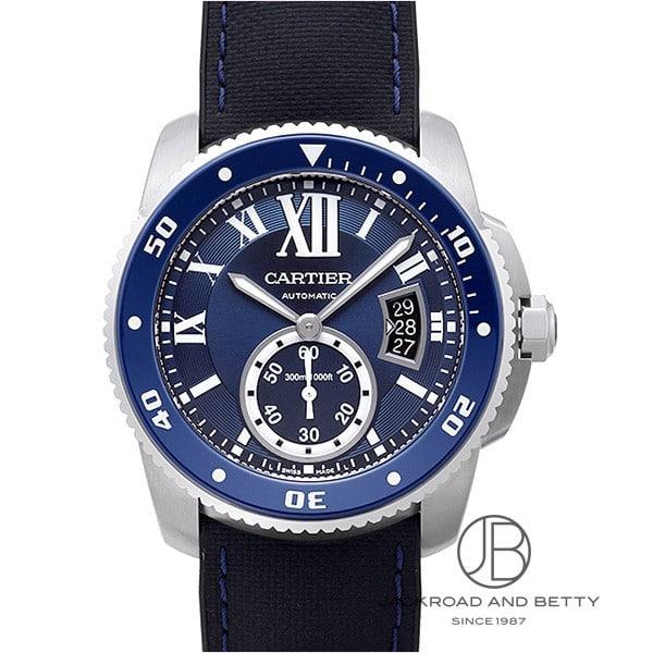 カルティエ CARTIER カリブル ドゥ カルティエ ダイバー WSCA0010 【新品】 時計 メンズ