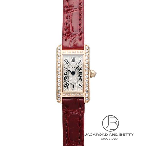 カルティエ CARTIER ミニタンクアメリカン WB710014 【新品】 時計 レディース