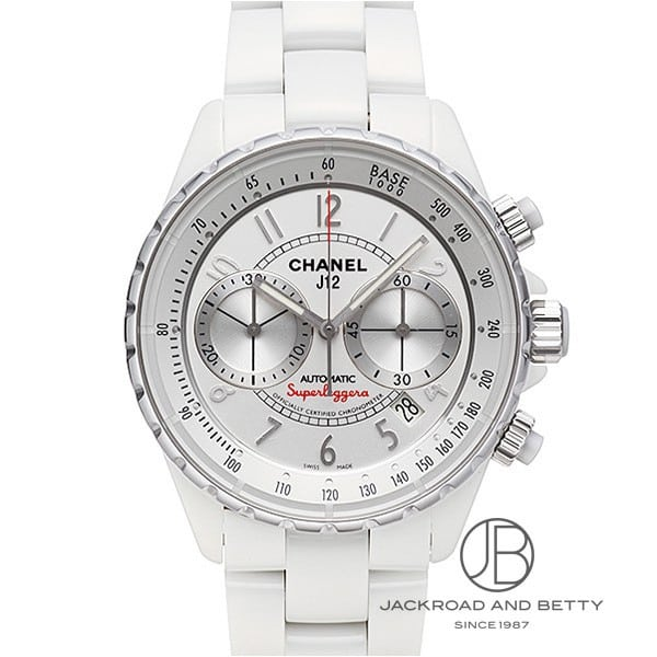 シャネル CHANEL J12 スーパーレッジェーラ H3410 【新品】 時計 メンズ