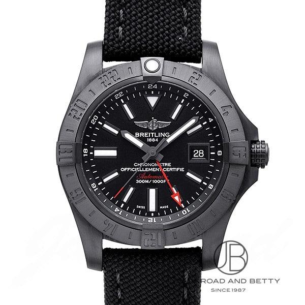 ブライトリング BREITLING アベンジャーII GMT ブラックスチール M329B04MMA 【新品】 時計 メンズ