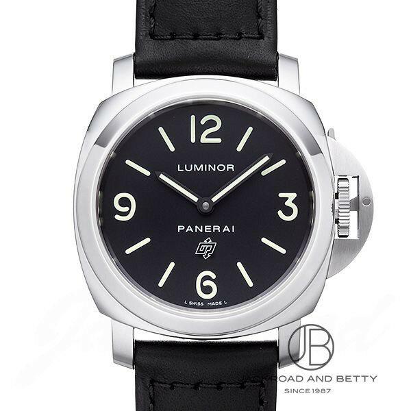 パネライ PANERAI ルミノール ベース ロゴ アッチャイオ PAM01000 【新品】 時計 メンズ