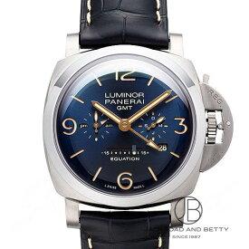 パネライ PANERAI ルミノール 1950 イクエーション オブ タイム 8デイズ GMT チタニオ PAM00670 新品 時計 メンズ