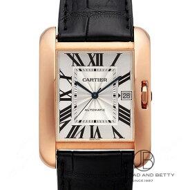 カルティエ CARTIER タンク アングレーズ XL W5310004 新品 時計 メンズ
