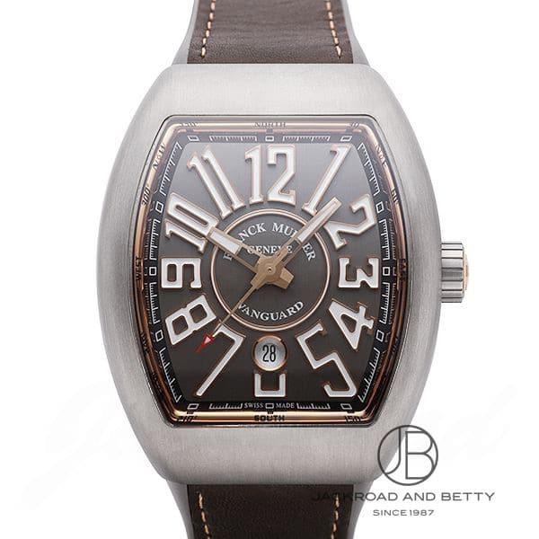 フランク・ミュラー FRANCK MULLER ヴァンガード V45SCDTTTBR5N 【新品】 時計 メンズ