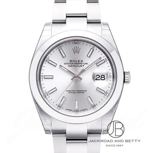 ロレックス ROLEX デイトジャスト41 126300 【新品】 時計 メンズ
