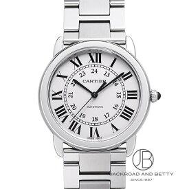 カルティエ CARTIER ロンドソロ ドゥ カルティエ WSRN0012 新品 時計 メンズ
