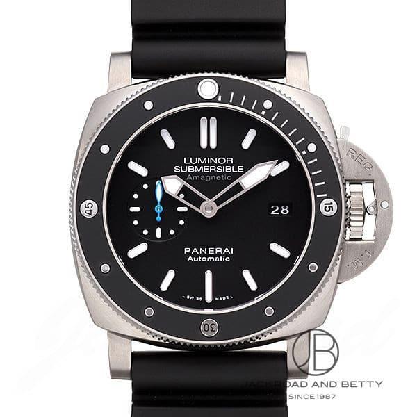 パネライ PANERAI ルミノール サブマーシブル 1950 アマグネティック 3デイズ チタニオ PAM01389 【新品】 時計 メンズ