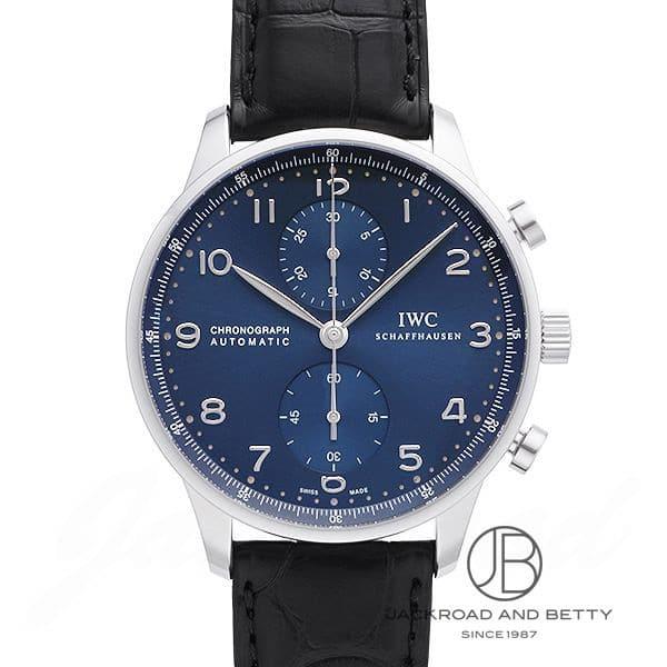 IWC IWC ポルトギーゼ クロノグラフ オートマチック IW371491 【新品】 時計 メンズ