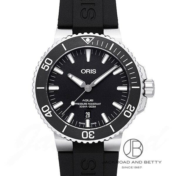 オリス ORIS アクイス デイト 733 7730 4154R 【新品】 時計 メンズ