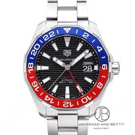 タグ・ホイヤー TAG HEUER アクアレーサー キャリバー7 GMT WAY201F.BA0927 新品 時計 メンズ