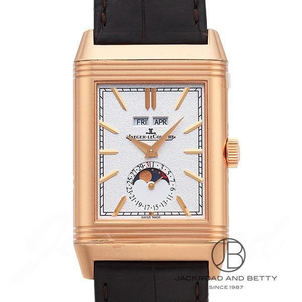 ジャガー・ルクルト JAEGER LE COULTRE レベルソ トリビュート カレンダー Q3912420 【新品】 時計 メンズ