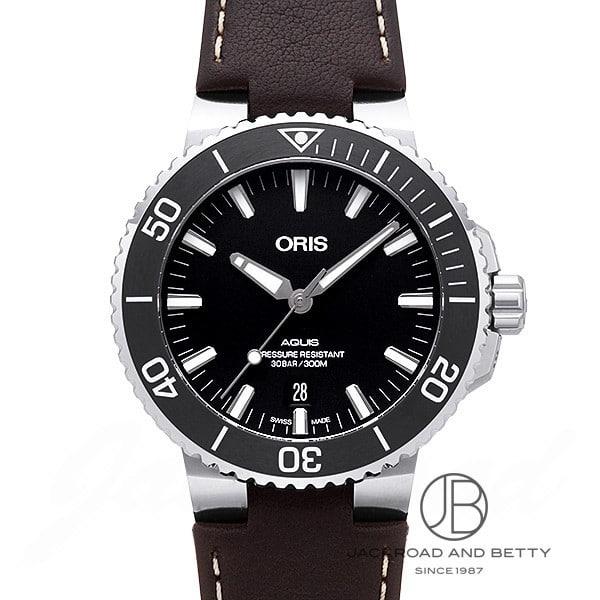 オリス ORIS アクイス デイト 733 7730 4154D 【新品】 時計 メンズ