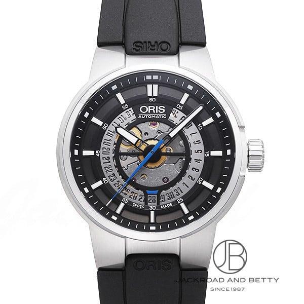 オリス ORIS ウィリアムズ エンジンデイト 733 7740 4154R 【新品】 時計 メンズ