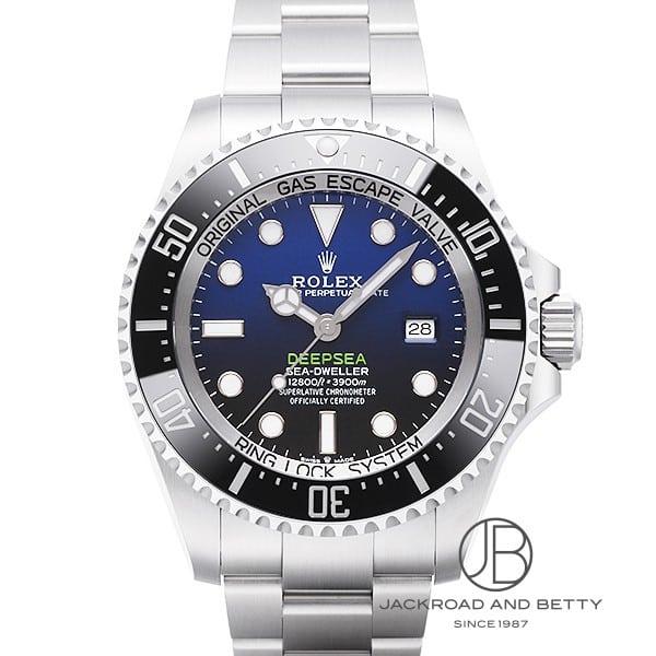 ロレックス ROLEX シードゥエラー ディープシー Dブルー 126660 【新品】 時計 メンズ