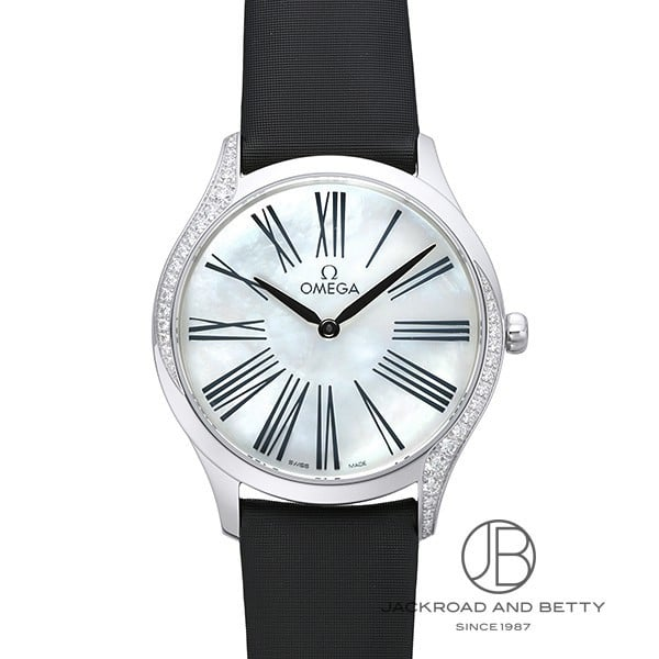 オメガ OMEGA デ・ヴィル トレゾア 428.17.36.60.05.001 【新品】 時計 レディース