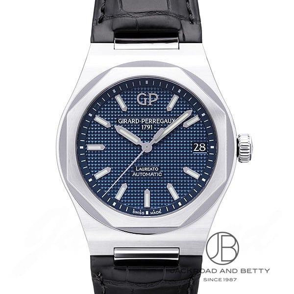 ジラール・ペルゴ GIRARD PERREGAUX ロレアート 42mm 81010-11-431-BB6A 【新品】 時計 メンズ
