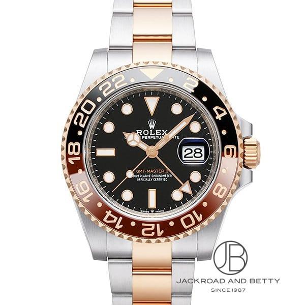 ロレックス ROLEX GMTマスターII 126711CHNR 新品 時計 メンズ