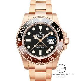 ロレックス ROLEX GMTマスターII 126715CHNR 新品 時計 メンズ