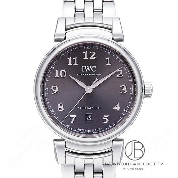 IWC IWC ダ・ヴィンチ オートマティック 40 IW356602 【新品】 時計 メンズ