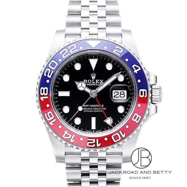 ロレックス ROLEX GMTマスターII 126710BLRO 【新品】 時計 メンズ