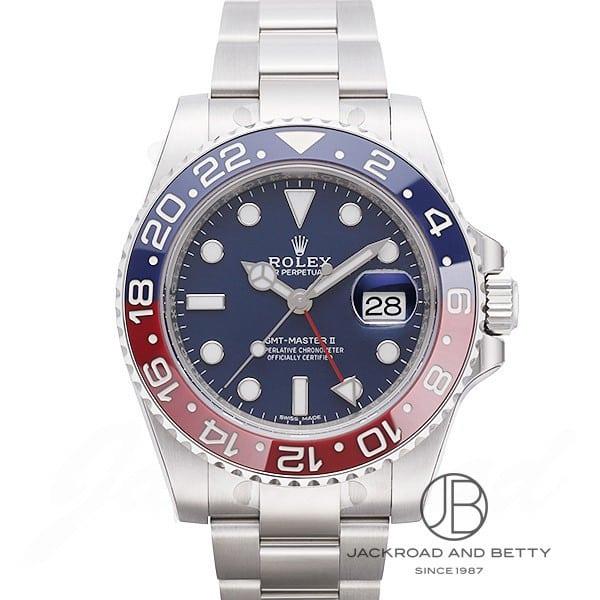 ロレックス ROLEX GMTマスターII 116719BLRO 新品 時計 メンズ