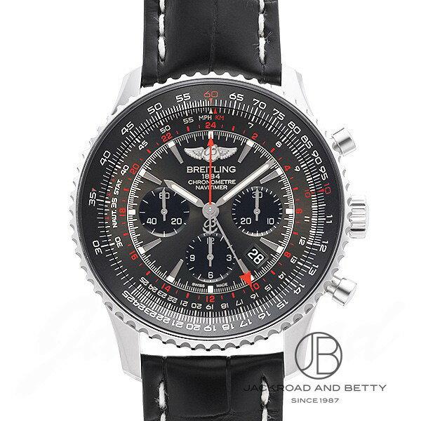 ブライトリング BREITLING ナビタイマー GMT リミテッド A044F73WBA 【新品】 時計 メンズ