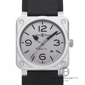 ベル&ロス BELL&ROSS BR03-92 ホロブラック リミテッド BR0392-GBL-ST/SRB 新品 時計 メンズ